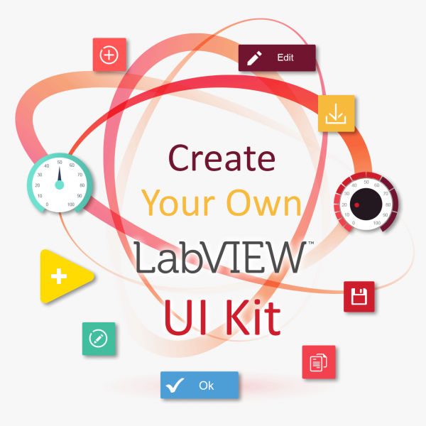 Custom LabVIEW UI Kit