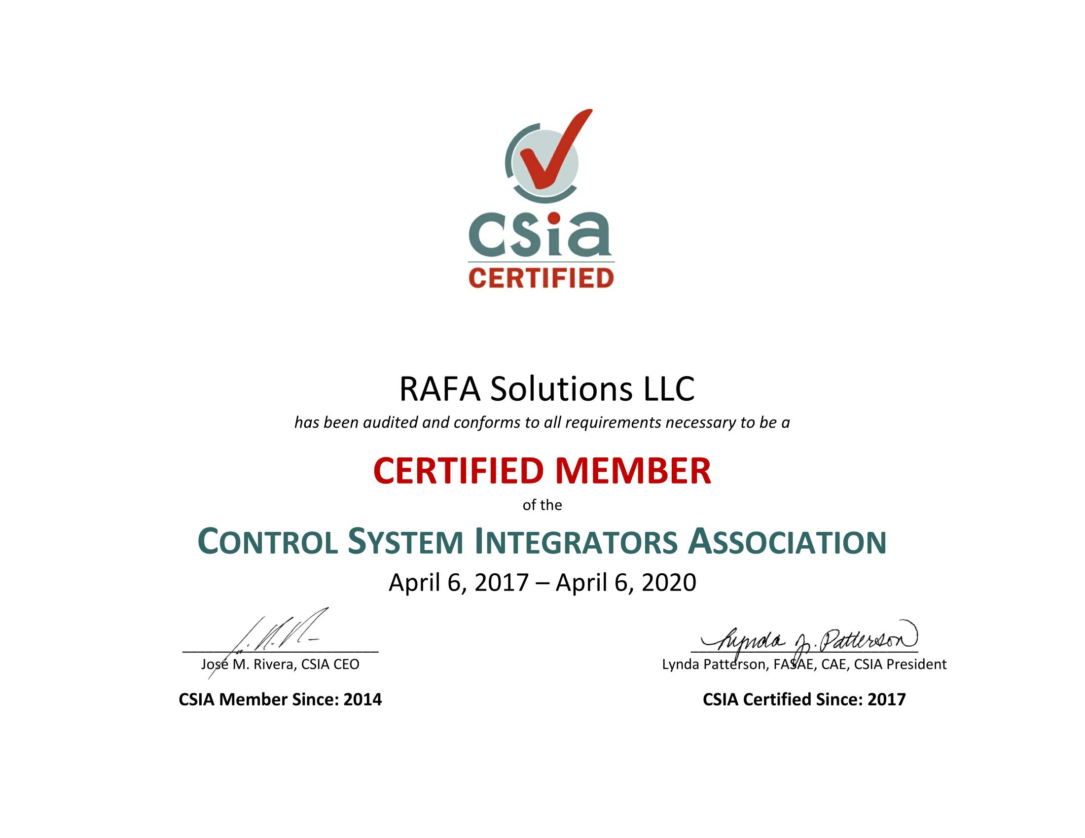 Certificate-RAFA-Solutions-2017-04-12-1