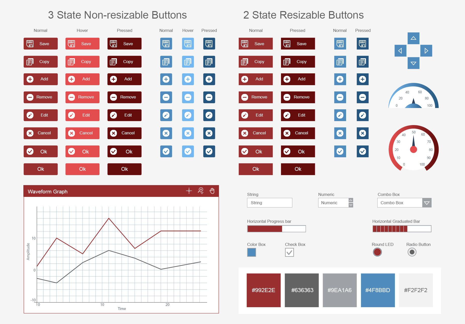 Custom LabVIEW UI Kit Order Maker tool is released | RAFA Solutions